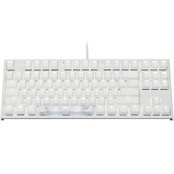 Ducky One 2 TKL White - White LED